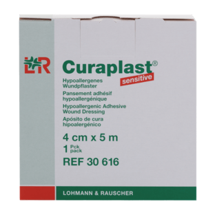 Curaplast<sup>®</sup> Sensitiv cerotto color pelle
